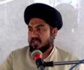 Rasool (S.A.W.W) ki Zindagi Main Hakim Usool
